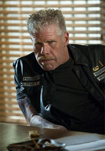 Ron Perlman turns 62 on April 13, 2012. The actor is known for films such as &#39;Hellboy,&#39; &#39;Hellboy II: The Golden Army,&#39; &#39;The City of Lost Children&#39; and &#39;Alien: Resurrection.&#39;  <span class=meta>(FX Network&#47;Fox 21)</span>