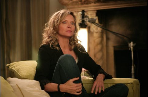 Michelle Pfeiffer in a scene from 'I Could Never...