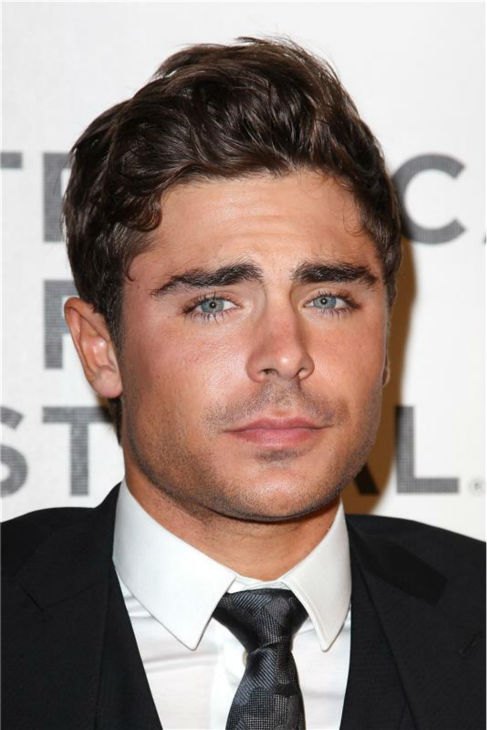 Zac Efron attends the premiere of 'At Any Price' at the 2013 Tribeca Film Festival on April 19, 2013.