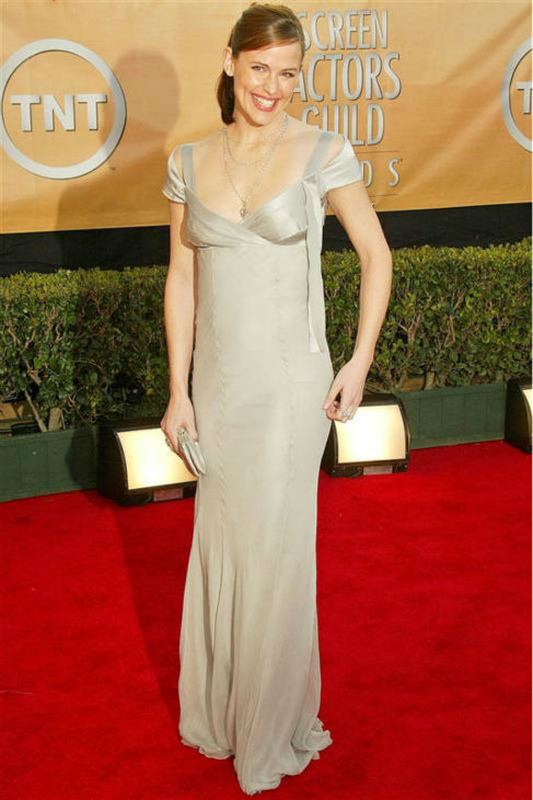 Jennifer Garner appears at the 2005 Screen Actors Guild &#40;SAG&#41; Awards in Los Angeles on May 2, 2005. <span class=meta>(Marty Hause &#47; Startraksphoto.com)</span>