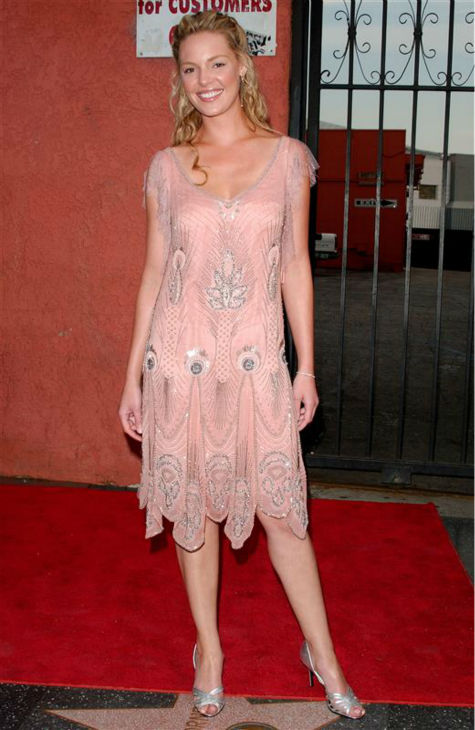 Katherine Heigl appears at Movieline&#39; Hollywood Life 7th annual Young Hollywood Awards in Hollywood, California on May 1, 2005. <span class=meta>(Fernando Allende &#47; Startraksphoto.com)</span>