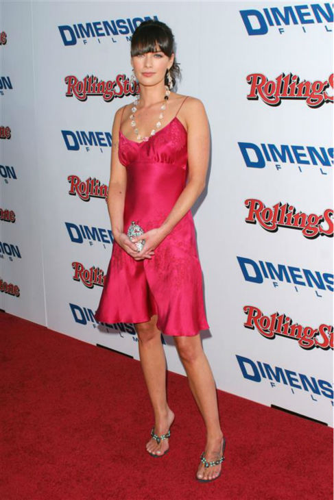 "<div class=""meta ""><span class=""caption-text "">Lena Headey appears at the premiere of 'The Brothers Grimm' in Hollywood, California on Aug. 8, 2005. She plays Angelika in the movie.  (Darrell Graham / Startraksphoto.com)</span></div>"