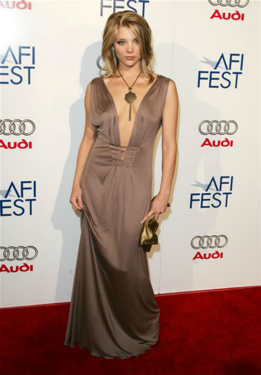 "<div class=""meta ""><span class=""caption-text "">Natalie Dormer appears at the closing night of the movie 'Casanova' at AFI Fest 2005 in Hollywood, California on Nov. 13, 2005. (Jen Lowery / Startraksphoto.com)</span></div>"