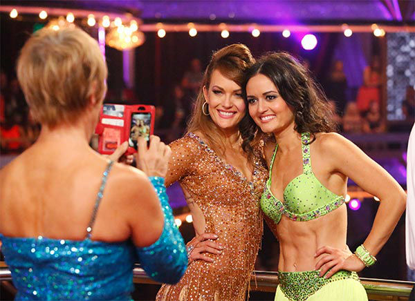 Diana Nyad, Amy Purdy, Danica McKellar appear during the season 18 finale of &#39;Dancing With the Stars&#39; on May 20, 2014. <span class=meta>(ABC Photo)</span>