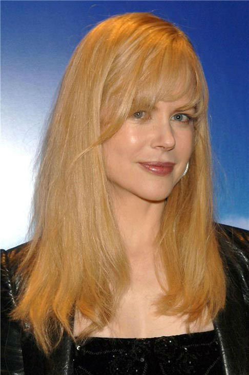 Nicole Kidman appears at the 'Happy Feet' premiere on Nov. 26, 2006.