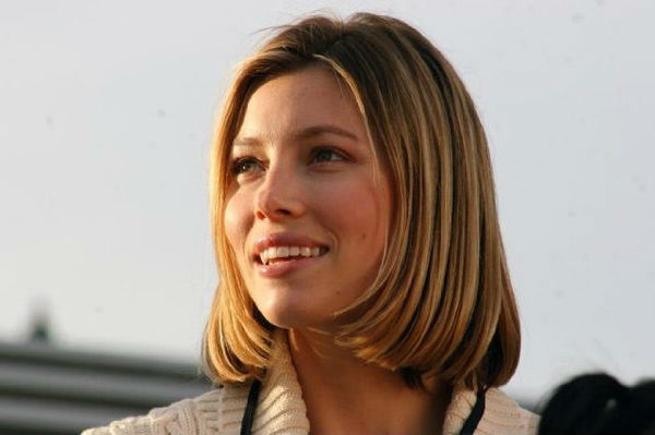 Jessica Biel appears in a still from the 2006 film, 'Home of the Brave.'