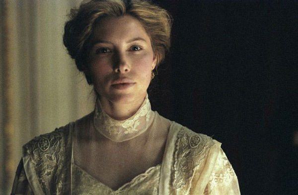 Jessica Biel appears in a still from the 2006 film, 'The Illusionist.'