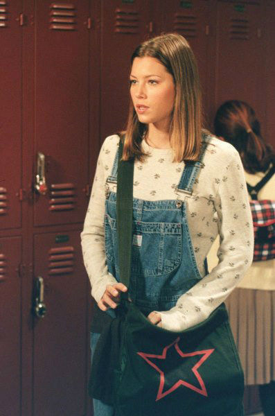 Jessica Biel appears in a still from &#39;7th Heaven.&#39; <span class=meta>(The WB Television Network)</span>