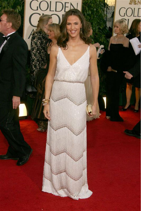 Jennifer Garner appears at the 2007 Golden Globe Awards in Beverly Hills, California on Jan. 15, 2007. <span class=meta>(Jen Lowery &#47; Startraksphoto.com)</span>