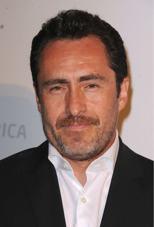 Demian Bichir attends the premiere of the new FX series &#39;The Bridge&#39; in Los Angeles on July 8, 2013. <span class=meta>(Scott Kirkland &#47; Invision for FX Network &#47; AP Images)</span>