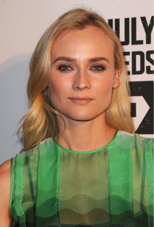 Diane Kruger attends the premiere of the new FX series &#39;The Bridge&#39; in Los Angeles on July 8, 2013. <span class=meta>(Scott Kirkland &#47; Invision for FX Network &#47; AP Images)</span>