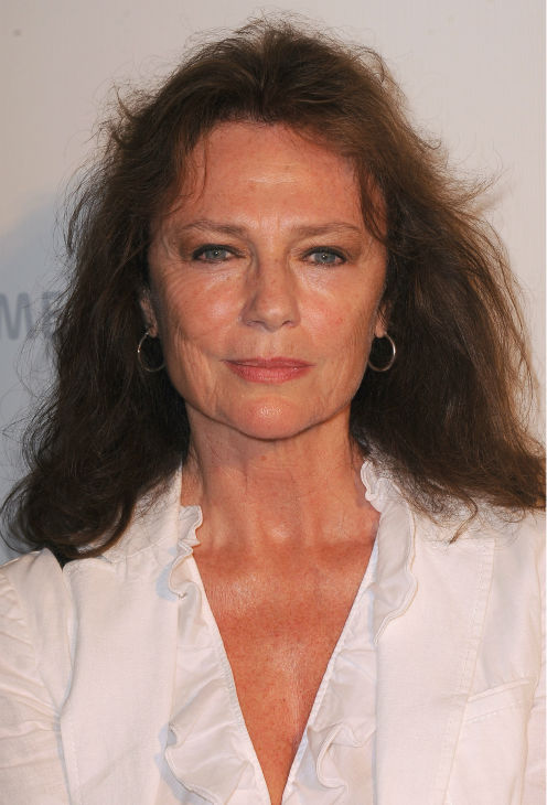 Jacqueline Bisset attends the premiere of the new FX series 'The Bridge' in Los Angeles on July 8, 2013.