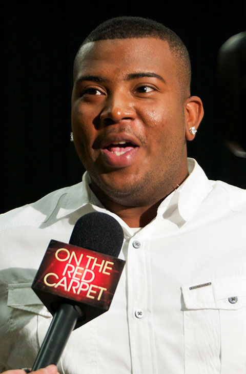 "<div class=""meta image-caption""><div class=""origin-logo origin-image ""><span></span></div><span class=""caption-text"">Curtis Finch Jr. talks to OTRC.com at a rehearsal for the 'American Idol LIVE!' 2013 summer tour in Burbank, California on July 9, 2013. He is one of 11 singers who competed during the recent 12th season, coming in 10th place, and will perform at 30 concerts across the United States and Canada, from July 19 to Aug. 31. (Aaron Frank / OTRC)</span></div>"
