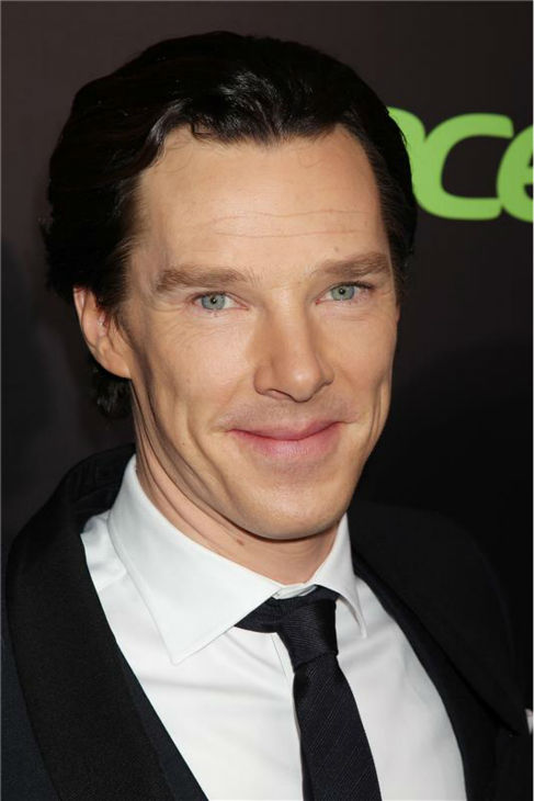 Benedict Cumberbatch appears at the premiere of &#39;Star Trek Into Darkness&#39; in New York on May 9, 2013. Cumberbatch plays the villain Khan in the film. <span class=meta>(Dave Allocca &#47; Startraksphoto.com)</span>