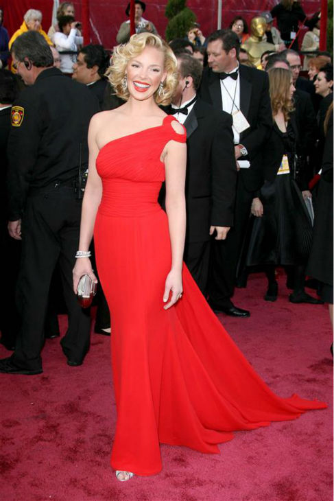 Katherine Heigl appears at the 2008 Oscars in Hollywood, California on Feb. 24, 2008. <span class=meta>(Jen Lowery &#47; Startraksphoto.com)</span>