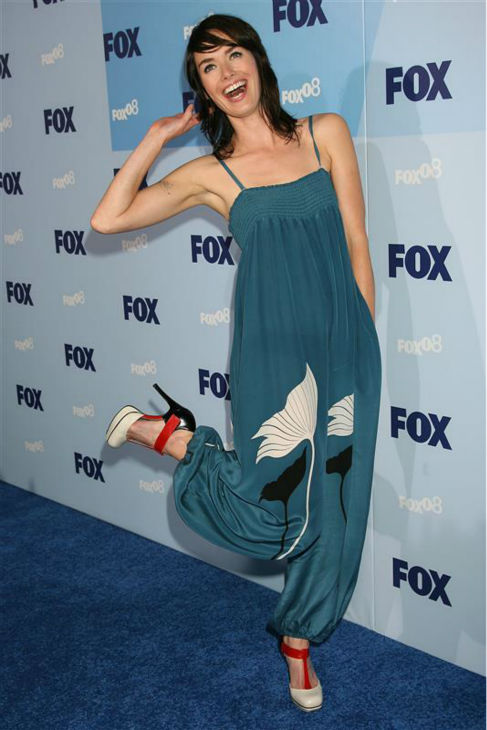 "<div class=""meta image-caption""><div class=""origin-logo origin-image ""><span></span></div><span class=""caption-text"">Lena Headey appears at FOX's 2008-2009 programing schedule announcement gala in New York on May 15, 2008. She played Sarah Connor on the network's short-lived show 'Terminator: The Sarah Connor Chronicles.'  (Dave Allocca / Startraksphoto.com)</span></div>"