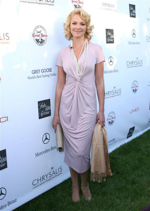 Katherine Heigl appears at the 2008 Chrysalis Butterfly Ball in Los Angeles on May 31, 2008. <span class=meta>(Jen Lowery &#47; Startraksphoto.com)</span>