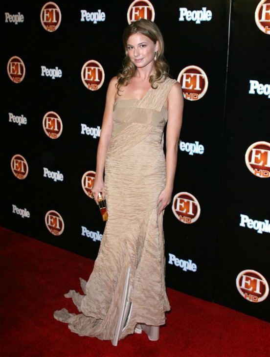 Emily VanCamp appears at People magazine&#39;s and Entertainment Tonight&#39;s 2008 Emmy Awards after party at the Walt Disney Concert Hall in Los Angeles on Sept. 21, 2008.  <span class=meta>(Andy Fossum &#47; Startraksphoto.com)</span>