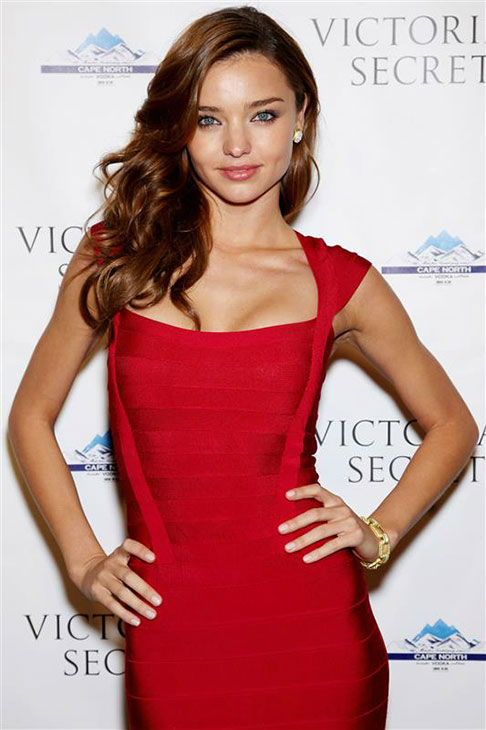 Miranda Kerr appears at the Grand Opening of Victoria&#39;s Secret Lexington Store in New York City on Dec. 2, 2008. <span class=meta>(Marion Curtis&#47;Startraksphoto.com)</span>