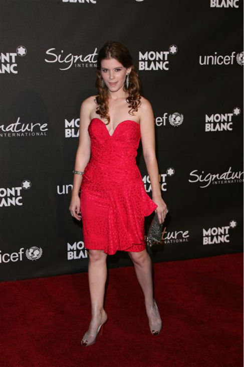 Kate Mara appears at Montblanc Signature&#39;s Good Charity Gala in Los Angeles on Feb. 20, 2009.  <span class=meta>(Jen Lowery &#47; Startraksphoto.com)</span>