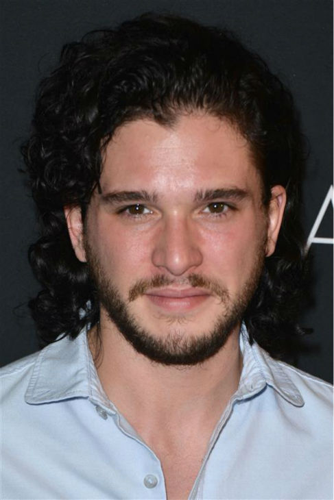 The &#39;Jon-Snow-Knows-Nothing-At-The-2013-BAFTA-Los-Angeles-TV-Tea-Party&#39; stare. &#40;&#39;Game of Thrones&#39; star Kit Harington attends the event in Beverly Hills, California on Sept. 21, 2013.&#41; <span class=meta>(Tony DiMaio &#47; Startraksphoto.com)</span>