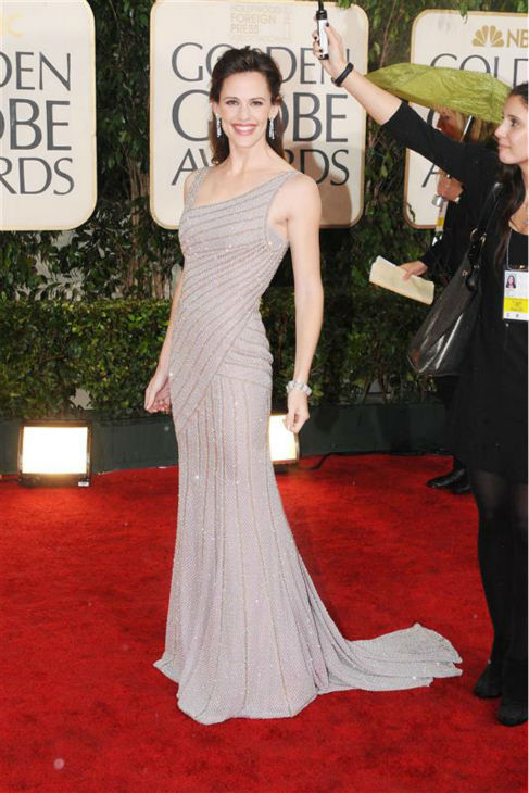 Jennifer Garner appears at the 2010 Golden Globe Awards in Beverly Hills, California on Jan. 17, 2010. <span class=meta>(Kyle Rover &#47; Startraksphoto.com)</span>