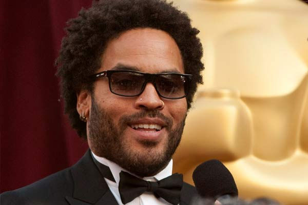 Lenny Kravitz wrote on his Twitter page, &#39;My heart goes out to Japan in this intense situation. Especially for those who lost loves ones. Respectfully, Lenny.&#39; <span class=meta>(Greg Harbaugh &#47; A.M.P.A.S.)</span>