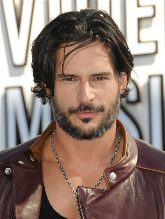 The &#39;Heating-Up-The-VMAs&#39; stare: Joe Manganiello appears at the 2010 MTV Video Music Awards in Los Angeles on Sept. 12, 2010. <span class=meta>(Kyle Rover &#47; Startraksphoto.com)</span>