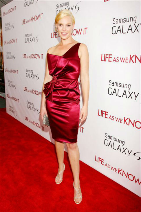 Katherine Heigl appears at the premiere of her movie &#39;Life As We Know It&#39; in New York on Sept. 30, 2010. <span class=meta>(Dave Alloca &#47; Startraksphoto.com)</span>