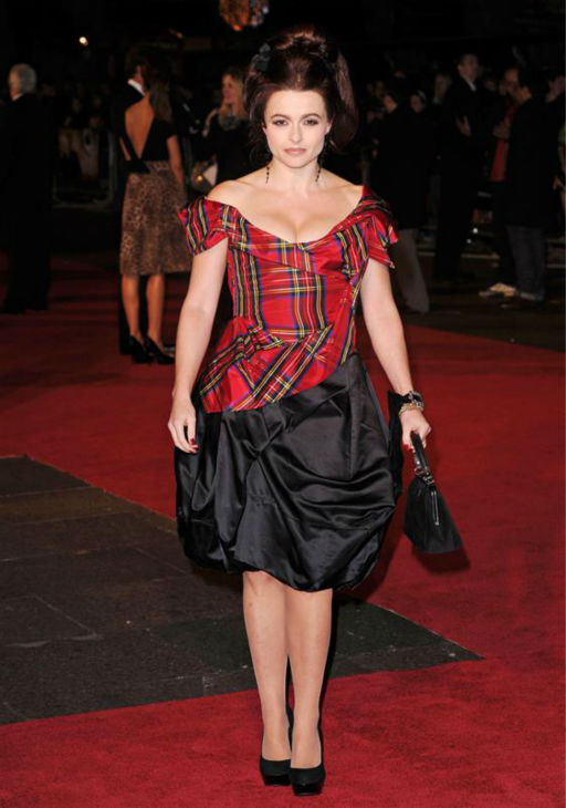 Helena Bonham Carter appears at the premiere of &#39;The King&#39;s Speech&#39; in London on Oct. 21, 2010. <span class=meta>(Nick Sadler &#47; Startraksphoto.com)</span>