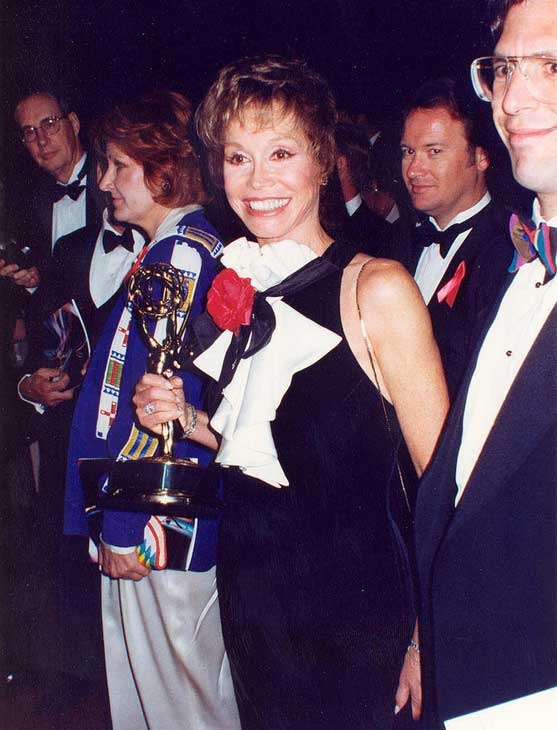 Mary Tyler Moore entered the Betty Ford Center in Rancho Mirage, California in 1984. She was treated for alcohol abuse. <span class=meta>(Alan Light)</span>