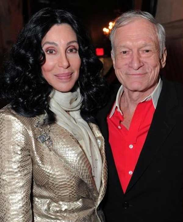 After divorcing from Sonny Bono, Cher has dated music producer David Geffen, KISS frontman Gene Simmons, Tom Cruise, Val Kilmer, VP for production at ABC Motion Pictures Josh Donen and 22-year-old bagel baker Rob Camiletti. She is currently dating screenwriter Ron Zimmerman. <span class=meta>(MySpace)</span>