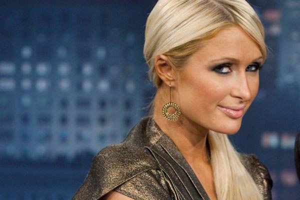 Paris Hilton appears on a November 29, 2010...