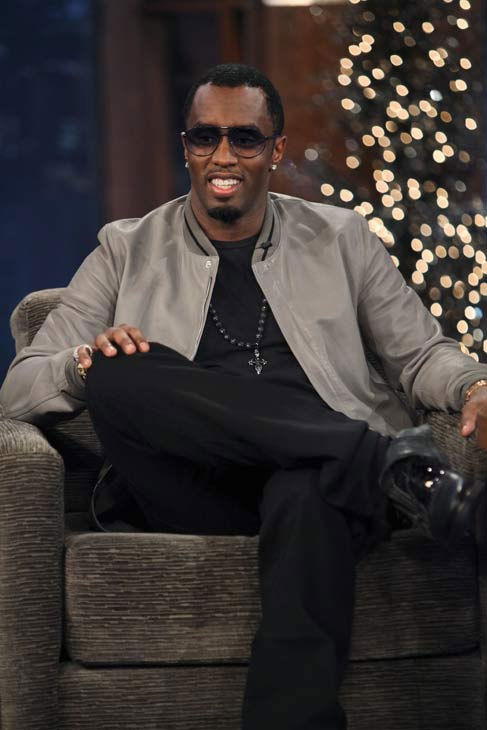Diddy appears on a December 17, 2010 episode of...