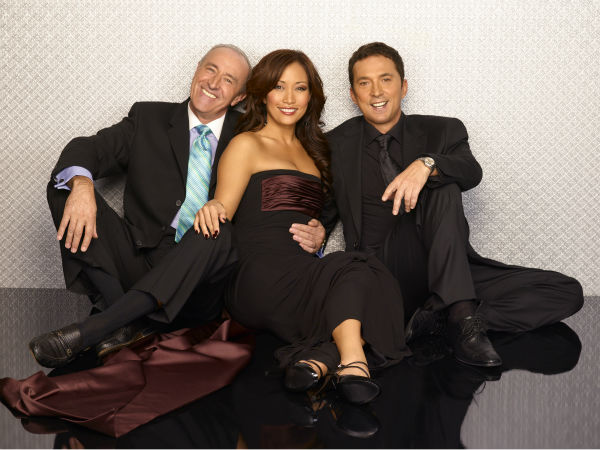 "<div class=""meta ""><span class=""caption-text "">'Dancing with the Stars' judges Len Goodman, Carrie Ann Inaba and Bruno Tonioli appear in a promotional photo ahead of the season 17 premiere on Sept. 16, 2013. (ABC Photo / Bob D'Amico)</span></div>"