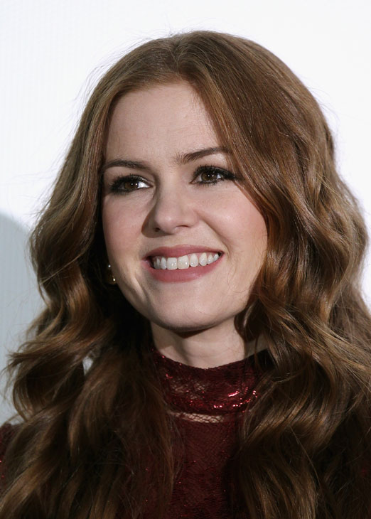 Actress Isla Fisher attends the &#39;Rango&#39; Germany Premiere at Cinema Kulturbrauerei on February 20, 2011 in Berlin, Germany. <span class=meta>(Andreas Rentz &#47; Getty Images for Paramount Pictures &#47; Royalty-free)</span>