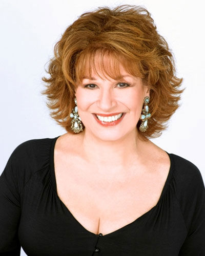 Joy Behar in a promotional still for 'The View.'
