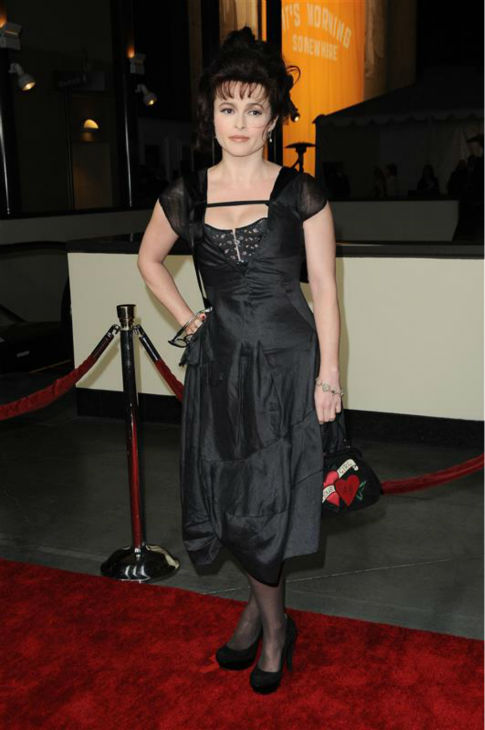 Helena Bonham Carter appears at the 2011 Directors Guild of America Awards in Hollywood, California on Jan. 29, 2011. <span class=meta>(Sara De Boer &#47; Startraksphoto.com)</span>