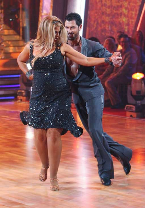 Kirstie Alley and her partner Maksim Chmerkovskiy received 23 out of 30 from the judges for their Cha cha on the season premiere of 'Dancing With The Stars.'