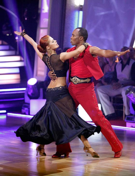 Sugar Ray Leonard and his partner Anna Trebunskaya received 20 out of 30 from the judges for their Paso Doble on week three of 'Dancing With The Stars.'