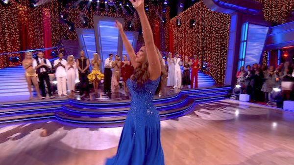 Wendy Williams reacts to being eliminated. Williams and her partner, Tony Dovolani, received 15 out of 30 from the judges for their Fox Trot on week three of &#39;Dancing With The Stars&#39; on Monday, April 4, 2011.  <span class=meta>(OTRC Photo)</span>