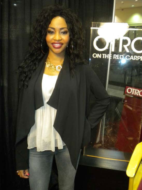 &#39;Big Brother&#39; 11 contestant Chima Simone appears at the Reality Rocks Expo at the Los Angeles Convention Center on April 10, 2011.  <span class=meta>(OTRC Photo)</span>