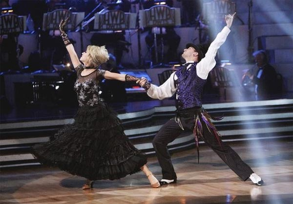 "<div class=""meta image-caption""><div class=""origin-logo origin-image ""><span></span></div><span class=""caption-text"">Chelsea Kane and her partner Mark Ballas received 26 out of 30 from the judges for their Viennese Waltz on week four of 'Dancing With The Stars.' (ABC/Adam Taylor)</span></div>"