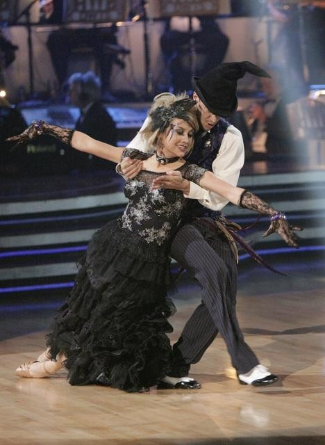 "<div class=""meta ""><span class=""caption-text "">Chelsea Kane and her partner Mark Ballas received 26 out of 30 from the judges for their Viennese Waltz on week four of 'Dancing With The Stars.' (ABC/Adam Taylor)</span></div>"
