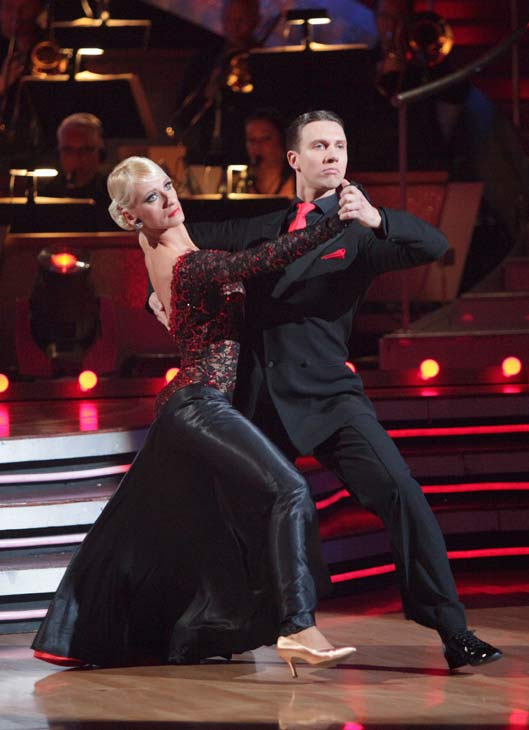 "<div class=""meta ""><span class=""caption-text "">'Dancing with the Stars' celebrated 'Ballroom Greats' week on Monday, May 2, 2011. (Pictured: ARUNA BIZOKAS, KATUSHA DEMIDOVA) (ABC Photo/ Adam Taylor)</span></div>"