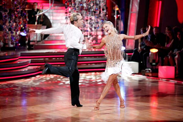 "<div class=""meta image-caption""><div class=""origin-logo origin-image ""><span></span></div><span class=""caption-text"">'Dancing with the Stars' celebrated 'Ballroom Greats' week on Monday, May 2, 2011. (Pictured: RICCARDO COCCHI, YULIA ZAGOROUITCHENKO ) (ABC Photo/ Adam Taylor)</span></div>"