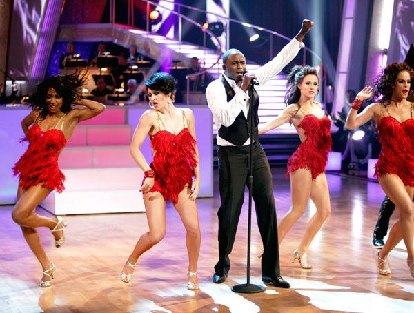 The 'Macy's Stars of Dance' performed a special...