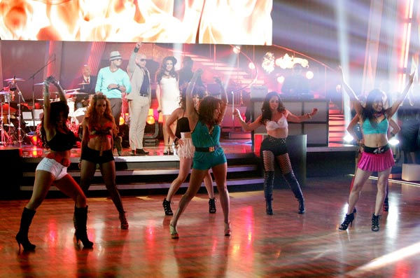 "<div class=""meta image-caption""><div class=""origin-logo origin-image ""><span></span></div><span class=""caption-text"">Pitbull also stopped by to perform 'Give Me Everything' with Ne-Yo and Nayer.  (ABC Photo/ Adam Taylor)</span></div>"
