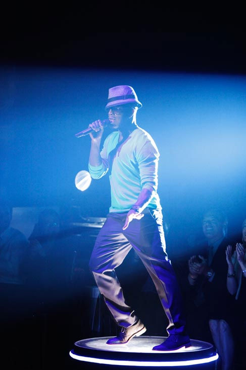 "<div class=""meta ""><span class=""caption-text "">Pitbull also stopped by to perform 'Give Me Everything' with Ne-Yo and Nayer. (Pictured: Ne-Yo) (ABC Photo/ Adam Taylor)</span></div>"