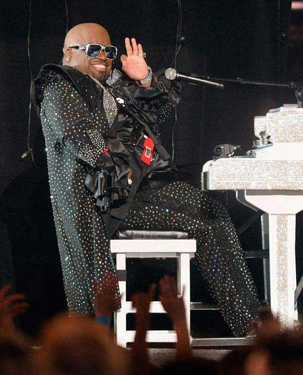 Cee Lo Green performs at the 2011 Billboard...